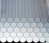 Кварцевая трубка по ОСТ 2142-90 (Т=1250С)