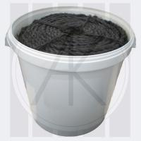 Канат смоляной канализационный (каболка)
